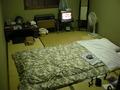 質素な部屋