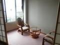 和室の奥の小部屋です。