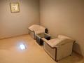 客室フロアの廊下です。