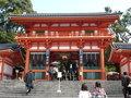 八坂神社へ行きました。