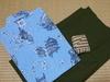 浴衣と羽織