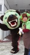 メロン熊となっちゃん