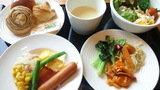 朝食ビュッフェ②