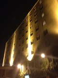 ホテル外観です。