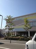 ホークスタウンの中には、大きなゲームセンターがあります。