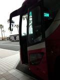 バス乗り口です。