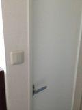 バストイレ ドア 写真です。