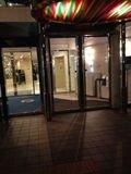 ホテル入り口 写真です。