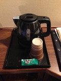 お茶サービス 充実しておりますね。