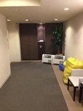 廊下も広いです!