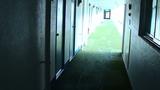 外廊下に続く・・・