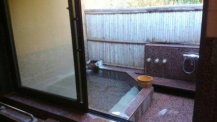 写真クチコミ:露店風呂付き客室