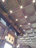 レストラン天井