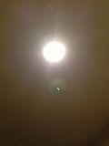 部屋ライト写真です。