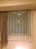 部屋窓写真です。