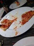 ピザ写真です。