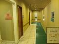 プールへの廊下