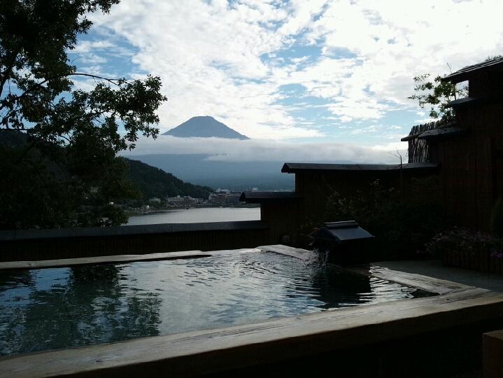 ゆみぶさんの 【旅館】湖楽おんやど富士吟景 へのクチコミ写真