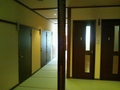 二階客室廊下