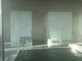 「石の湯」洗い場