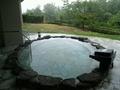 大浴場、岩湯の露天風呂