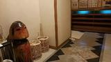 庭園大浴場「姫の湯」入口