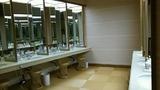 庭園大浴場「姫の湯」のパウダールーム