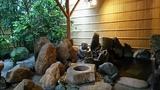 庭園大浴場「姫の湯」の露天風呂