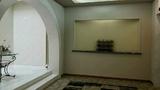 客室棟地階エレベーターホール
