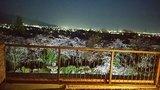 「輝きの湯」からの夜景
