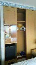 クローゼットと冷蔵庫