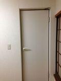 トイレドア写真です。