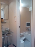 風呂と洗面所です。