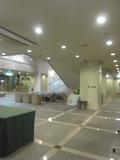 フロントのある新館1階です。
