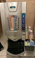 朝食の飲み物のサーバーです