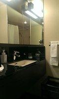 洗面所の全景です