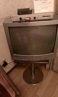 テレビです