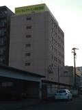 ホテル外観①