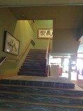 2階3階宴会場への階段