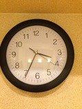 脱衣所時計