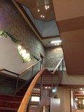 宴会フロア階段
