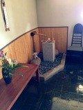 1階食事処入口
