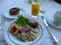 ル・ノルマンディの朝食