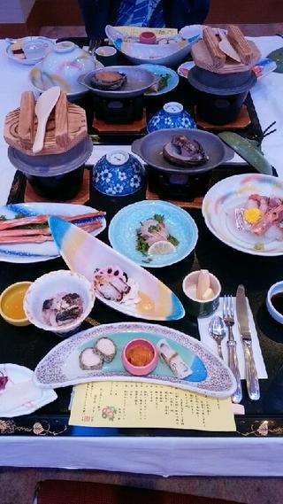 超~豪華な夕食