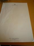 オリジナル便箋
