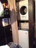 有料で洗濯機、乾燥機使用可能