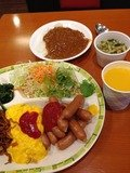 こんな朝食になりました