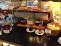 朝食バイキング和食総菜コーナー