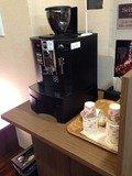 ウェルカムコーヒーコーナー