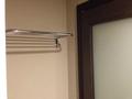 トイレのアルミ棚